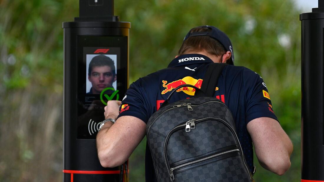 Max Verstappen - Red Bull - Formel 1 - Imola - GP Emilia-Romagna - 15. April 2021