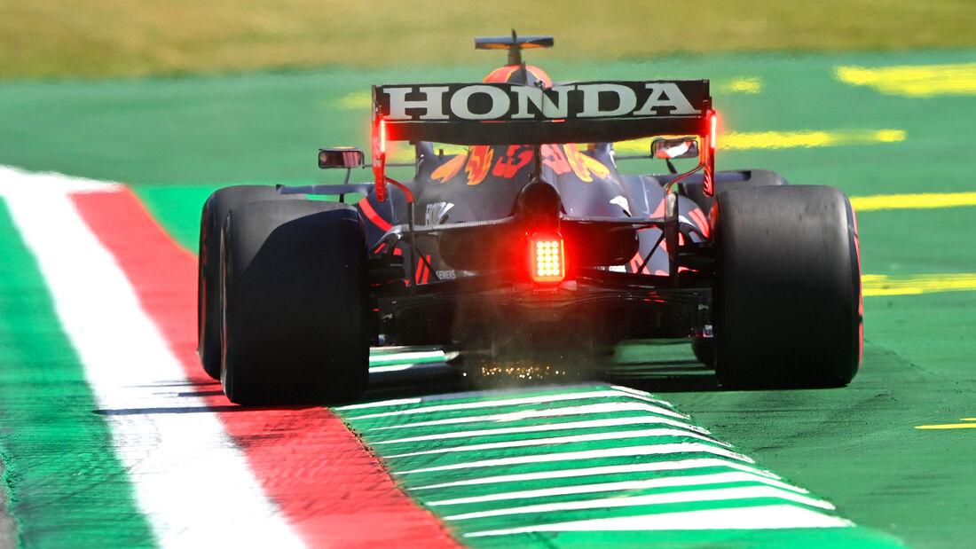 Max Verstappen - Red Bull - Formel 1 - Imola - GP Emilia-Romagna - 16. April 2021