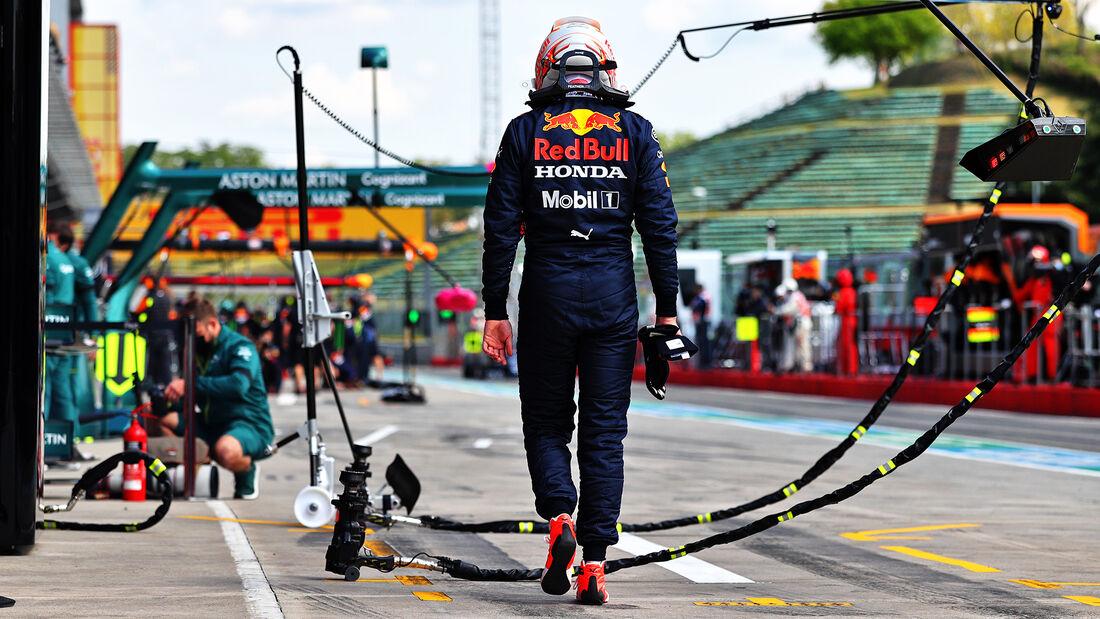 Max Verstappen - Red Bull - Formel 1 - Imola - GP Emilia Romagna - 16. April 2021