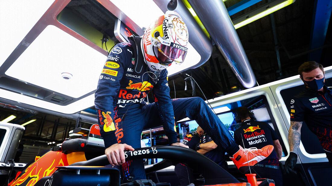 Max Verstappen - Red Bull - Formel 1 - Monza - GP Italien - 11. September 2021