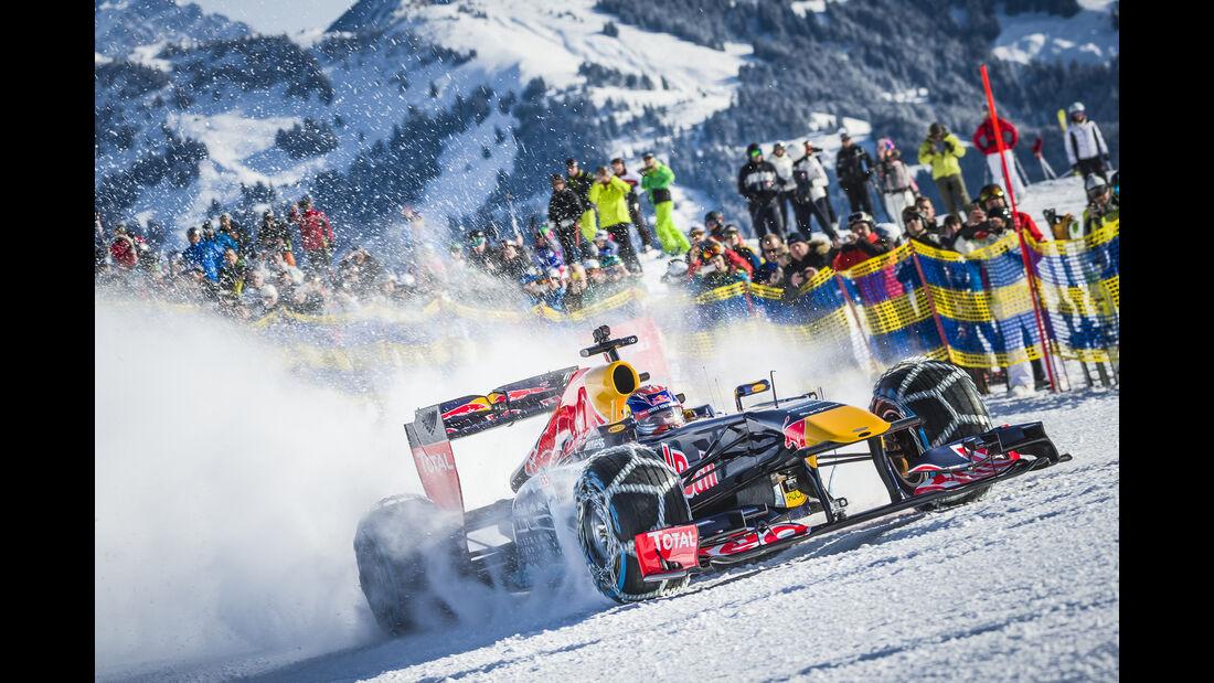 Max Verstappen - Red Bull - Formel 1 - Showrun - Kitzbühel - 2016