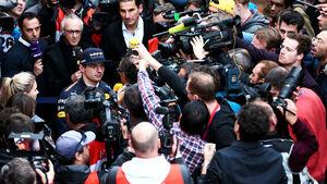 Max Verstappen - Red Bull - Formel 1 - Testfahrten - Barcelona - 28.2.2017