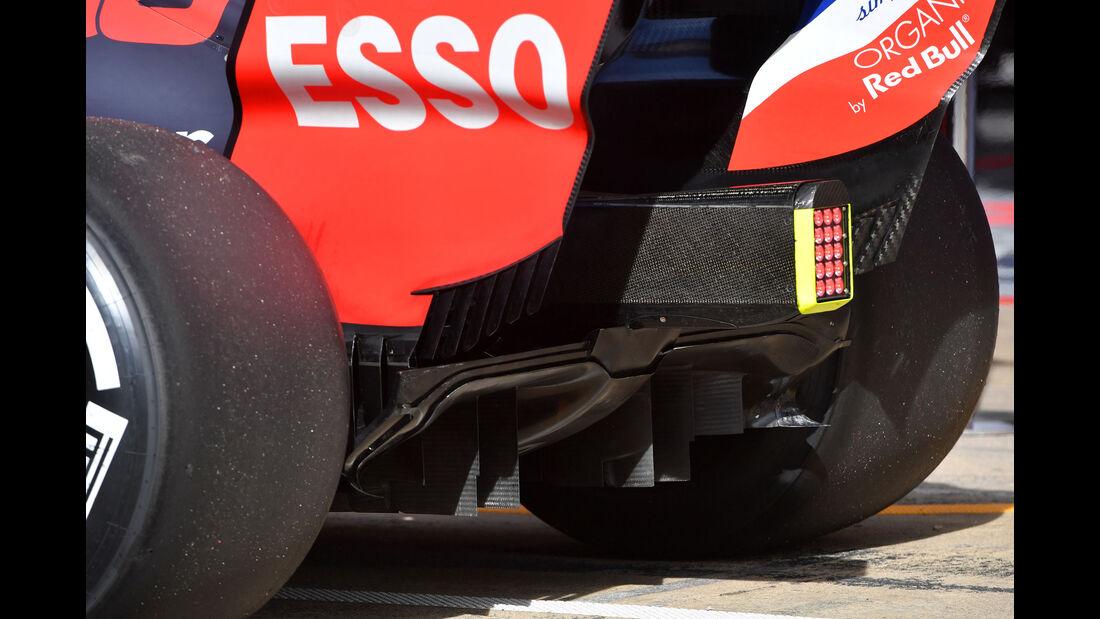 Max Verstappen - Red Bull - Formel 1 - Testfahrten - Barcelona - Dienstag - 15.5.2018