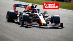 Max Verstappen - Red Bull - GP 70 Jahre F1
