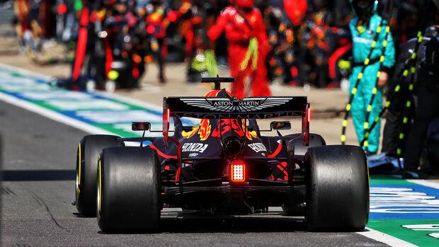Max Verstappen - Red Bull - GP 70 Jahre F1 - Silverstone