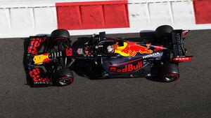 Max Verstappen - Red Bull - GP Abu Dhabi 2019 - Formel 1