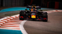 Max Verstappen - Red Bull - GP Abu Dhabi 2019