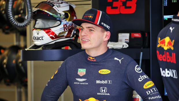 Max Verstappen - Red Bull - GP Abu Dhabi - Formel 1 - Freitag - 29.11.2019