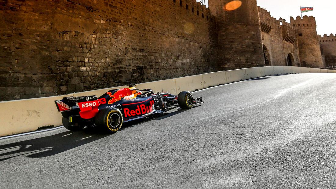 Max Verstappen - Red Bull - GP Aserbaidschan 2019