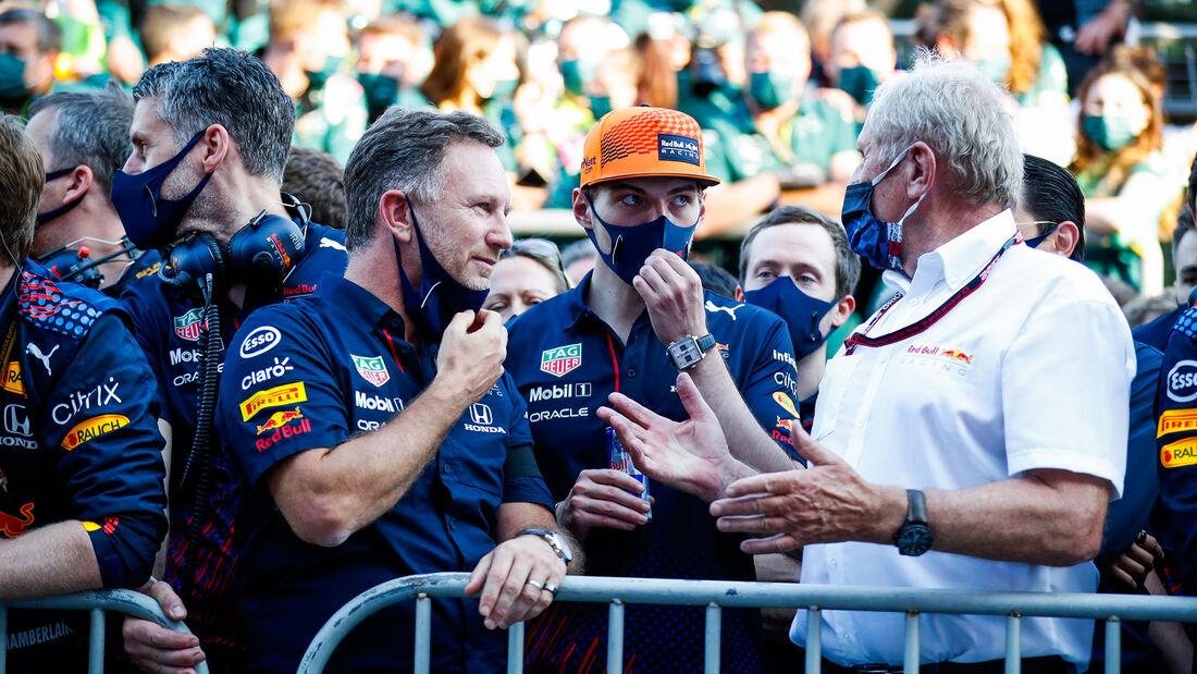 Max Verstappen - Red Bull - GP Aserbaidschan 2021 - Baku