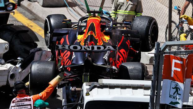 Max Verstappen - Red Bull - GP Aserbaidschan 2021 - Baku - Samstag