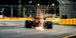 Max Verstappen - Red Bull - GP Australien 2018 - Melbourne - Qualifying