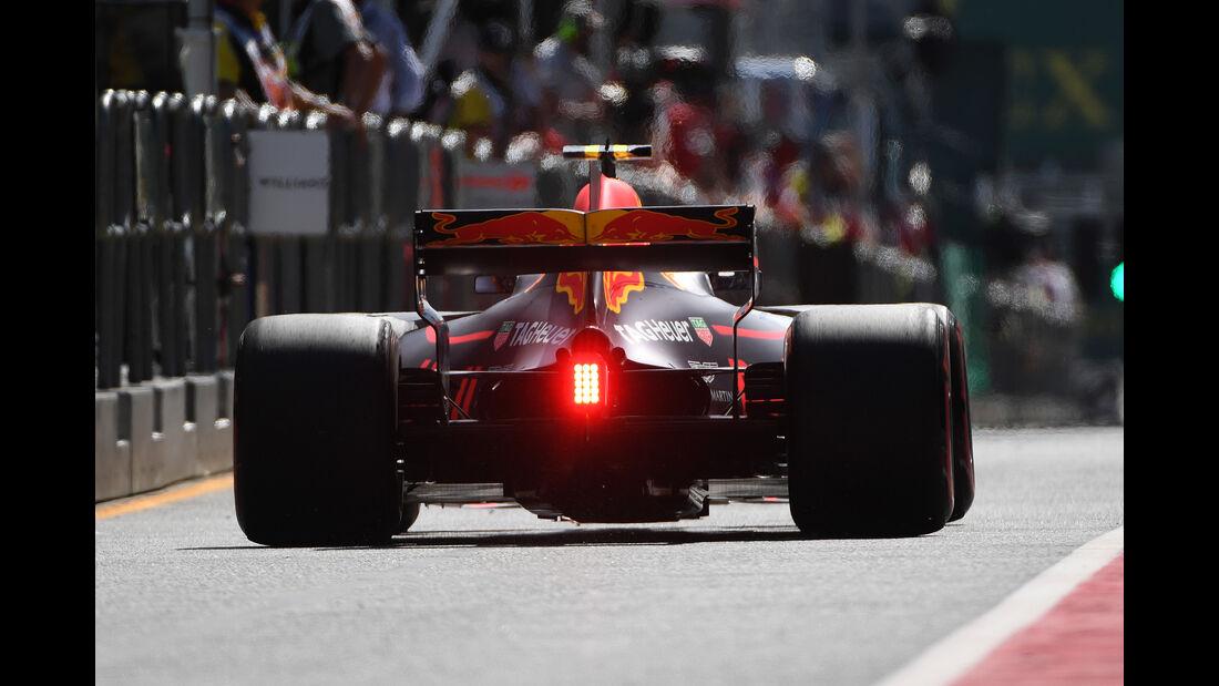 Max Verstappen - Red Bull - GP Australien - Melbourne - 25. März 2017