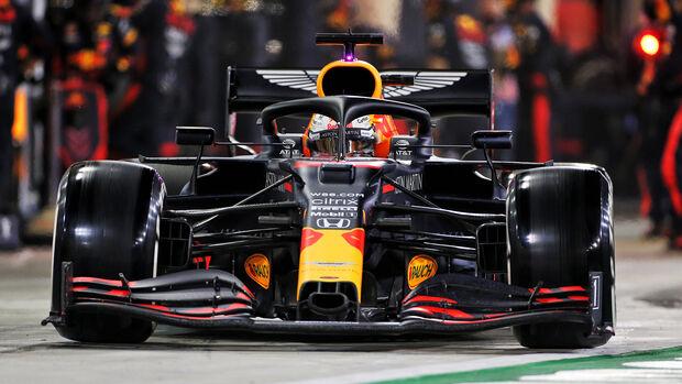 Max Verstappen - Red Bull - GP Bahrain 2020 - Sakhir