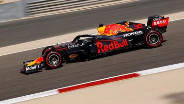 Max Verstappen - Red Bull - GP Bahrain 2021