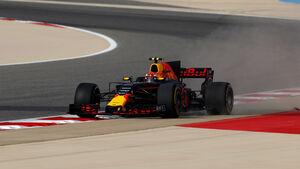 Max Verstappen - Red Bull - GP Bahrain - Sakhir - Samstag - 15.4.2017