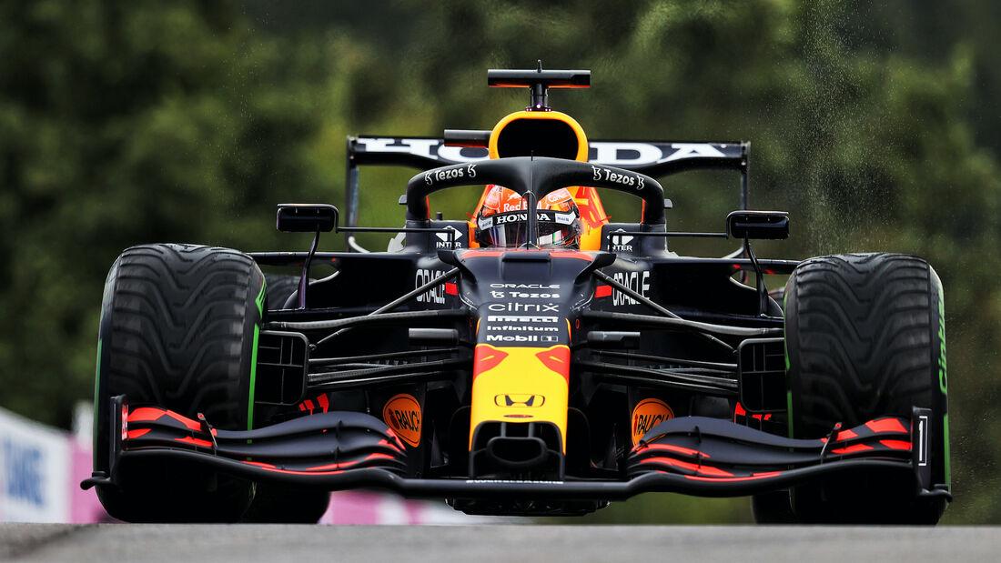 Max Verstappen - Red Bull - GP Belgien - 28. August 2021