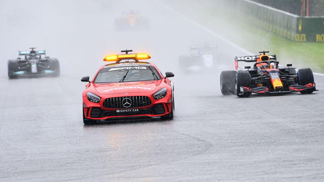 Max Verstappen - Red Bull - GP Belgien - 29. August 2021