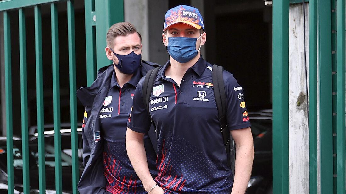 Max Verstappen - Red Bull - GP Belgien - Spa-Francorchamps - 26. August 2021