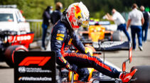 Max Verstappen - Red Bull - GP Belgien - Spa-Francorchamps - 29. August 2020
