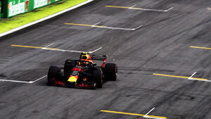 Max Verstappen - Red Bull - GP Brasilien 2018 - Qualifying