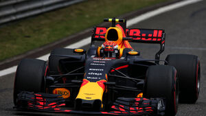 Max Verstappen - Red Bull - GP China 2017 - Qualifying