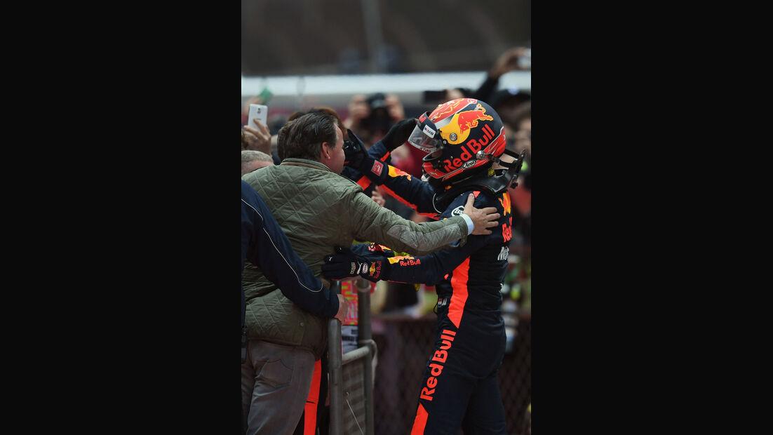 Max Verstappen - Red Bull - GP China 2017 - Shanghai - Rennen