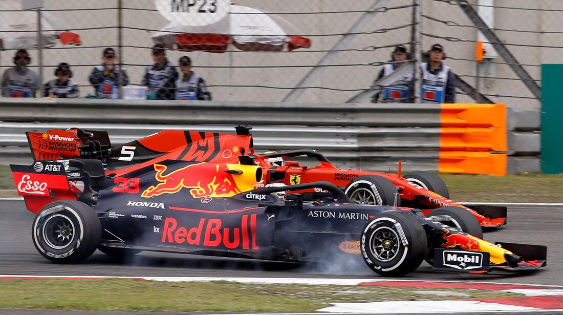 Max Verstappen - Red Bull - GP China 2019 - Shanghai