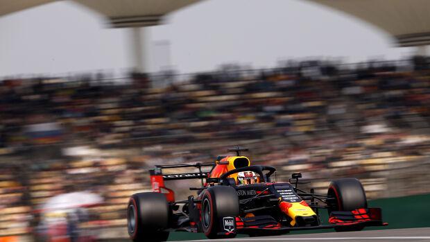 Max Verstappen - Red Bull - GP China - Shanghai - Samstag - 13.4.2019