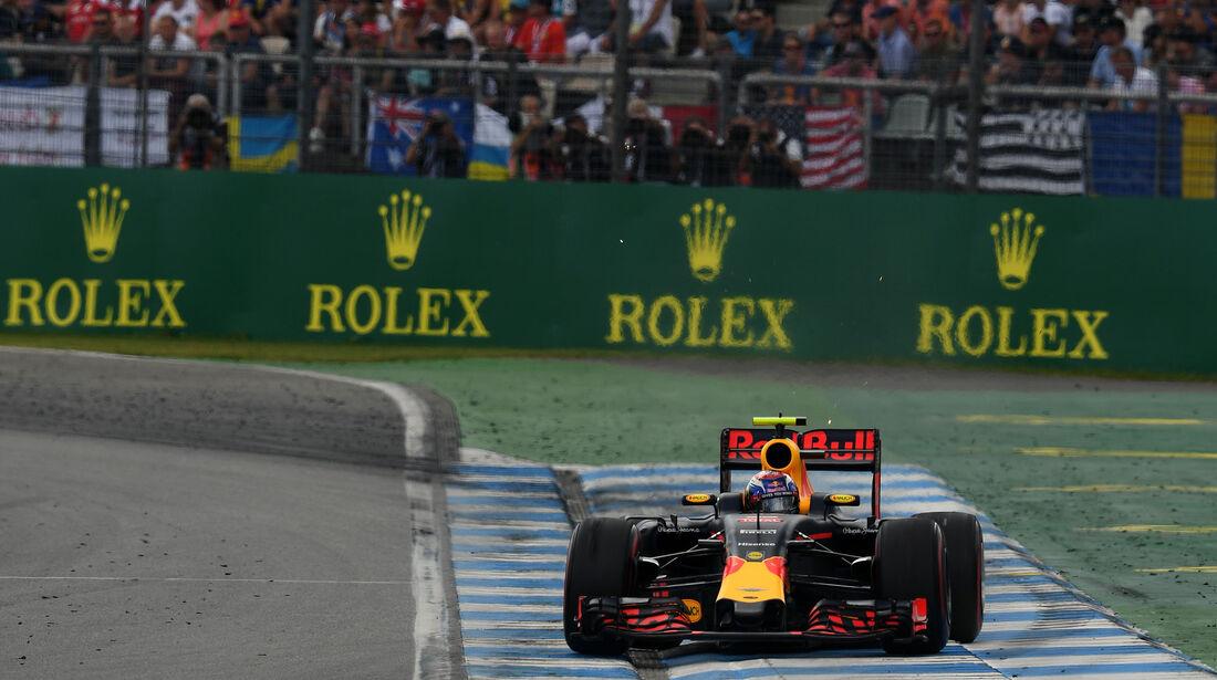 Max Verstappen - Red Bull - GP Deutschland 2016 - Hockenheim