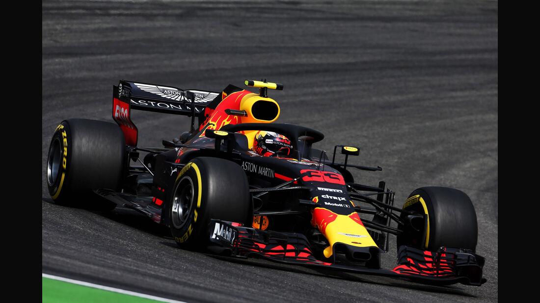 Max Verstappen - Red Bull - GP Deutschland 2018 - Hockenheim