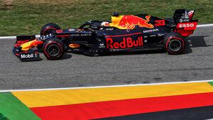 Max Verstappen - Red Bull - GP Deutschland 2019 - Hockenheim