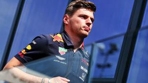 Max Verstappen - Red Bull - GP Deutschland - Hockenheim - Formel 1 - 25.07.2019