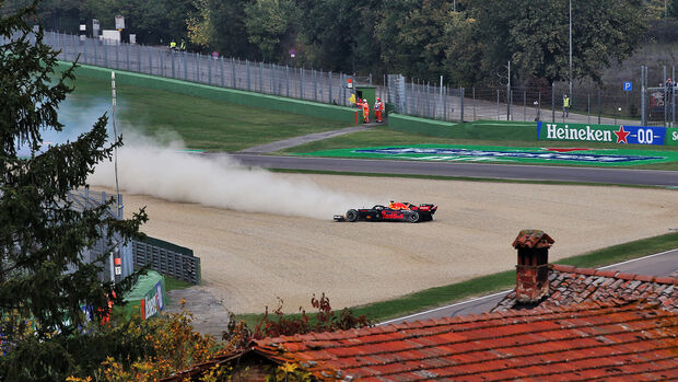 Max Verstappen - Red Bull - GP Emilia Romagna 2020 - Imola