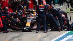 Max Verstappen - Red Bull - GP England 2020 - Silverstone