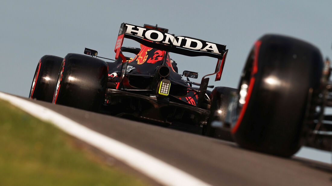 Max Verstappen - Red Bull - GP England - Silverstone  - Formel 1 - 16. Juli 2021
