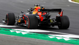 Max Verstappen - Red Bull - GP England - Silverstone - Freitag - 12.7.2019