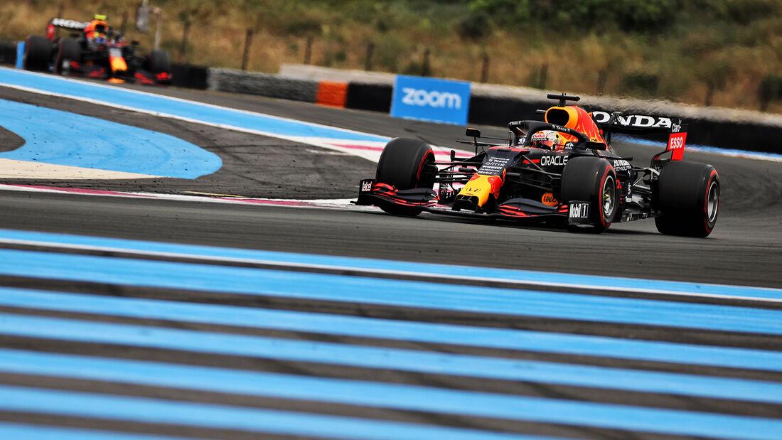 Max Verstappen - Red Bull - GP Frankreich 2021 - Paul Ricard