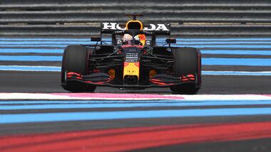 Max Verstappen - Red Bull - GP Frankreich - Le Castellet - Paul Ricard Circuit - 18. Juni 2021