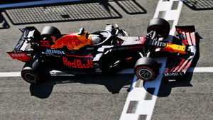 Max Verstappen - Red Bull - GP Italien 2020 - Monza
