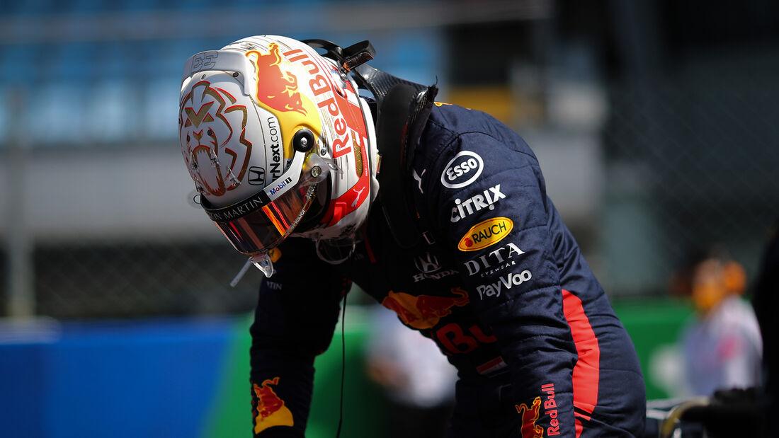 Max Verstappen - Red Bull - GP Italien 2020 - Monza - Rennen