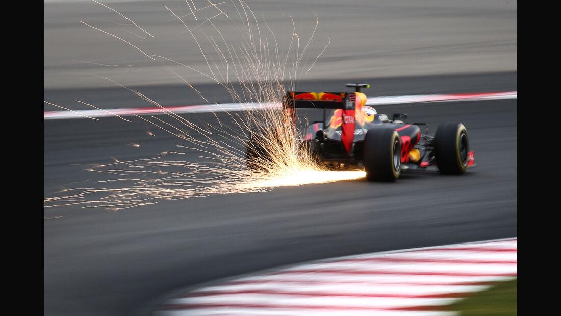 Max Verstappen - Red Bull - GP Malaysia 2016 - Qualifying
