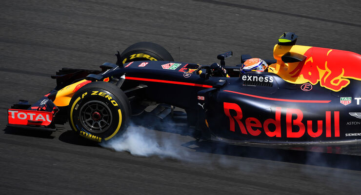 Max Verstappen - Red Bull - GP Malaysia 2016