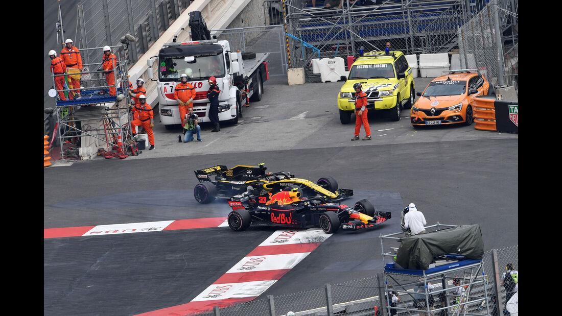 Max Verstappen - Red Bull - GP Monaco 2018 - Rennen