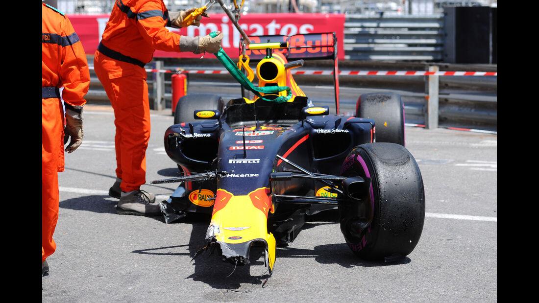 Max Verstappen - Red Bull - GP Monaco - Formel 1 - 28. Mai 2016