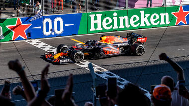 Max Verstappen - Red Bull - GP Niederlande 2021