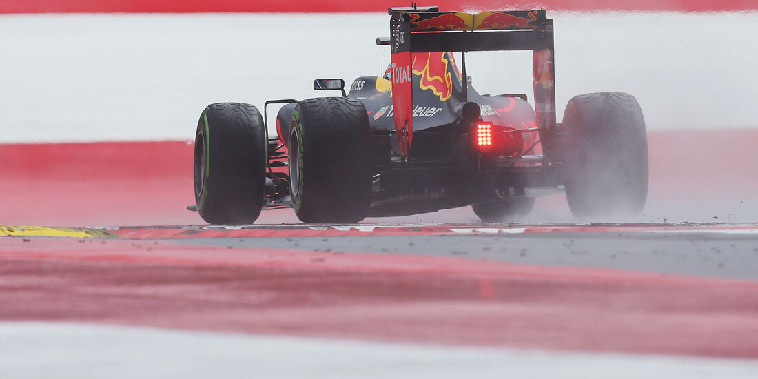 Max Verstappen - Red Bull - GP Österreich 2016