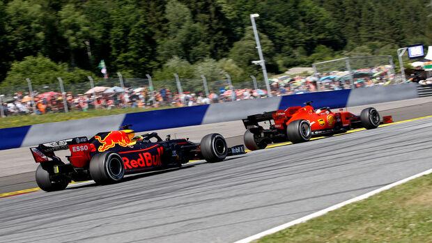Max Verstappen - Red Bull - GP Österreich 2019 - Spielberg