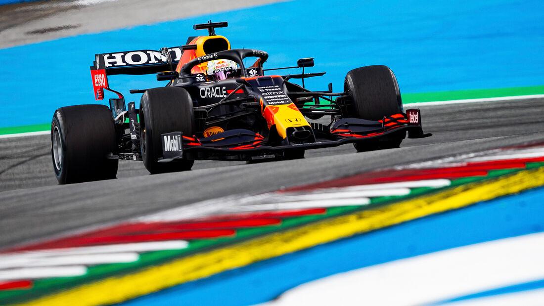 Max Verstappen - Red Bull - GP Österreich 2021 - Spielberg