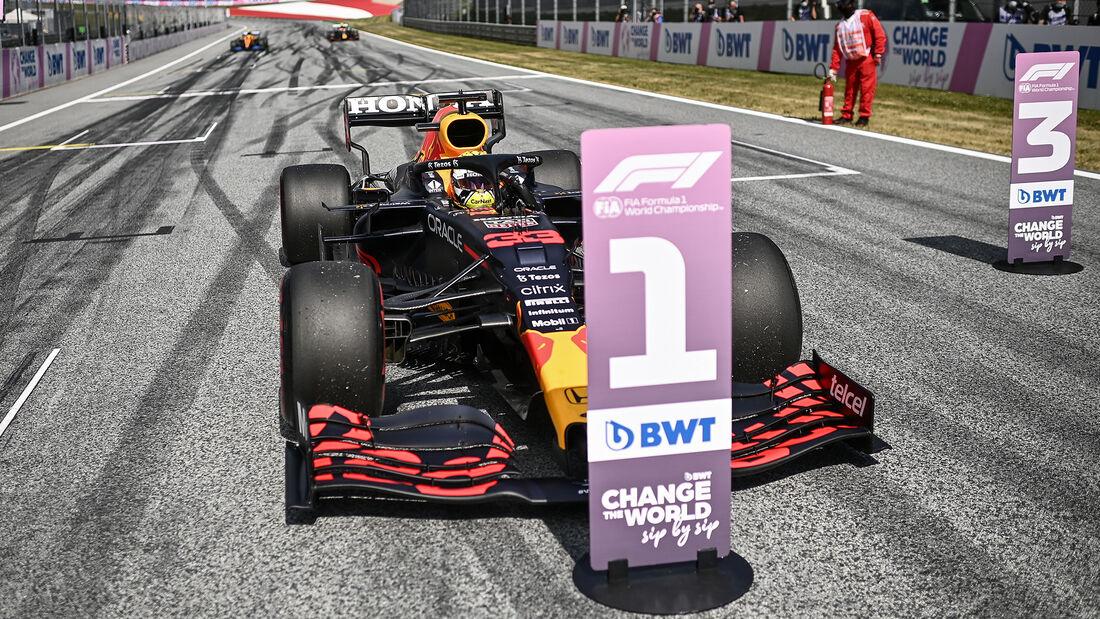 Max Verstappen - Red Bull - GP Österreich 2021 - Spielberg - Qualifikation